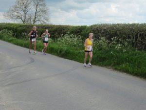 Helen Ambrosen takes on the North Dorset Village Marathon