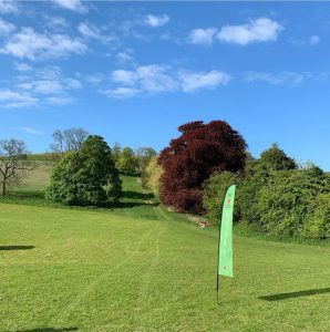 Sunny scenery from the Hellstone Marathon