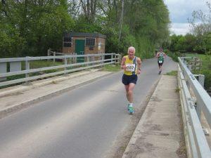 Ian Graham takes on the North Dorset Village Marathon