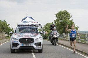 Jacek Cieluszecki wins in Wings for Life World Run at Cambridge