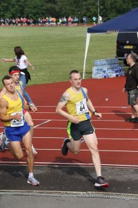 Craig Palmer, Josh Cole and Rob McTaggart in the May 5