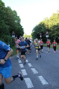 Ian Graham in the Purbeck 10k