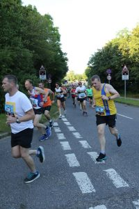 Mike White in the Purbeck 10k