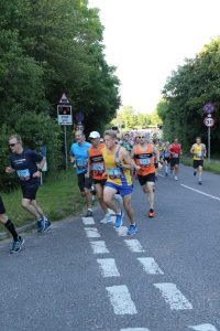Phil Cherrett in the Purbeck 10k