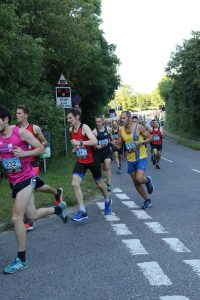 Rich Brawn in the Purbeck 10k