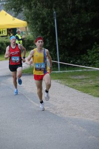 Rob McTaggart in the Purbeck 10k