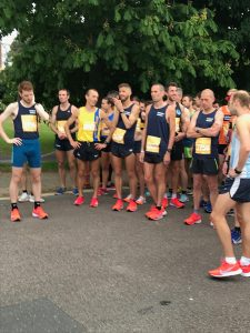 Start of Poole Festival of Running 10k