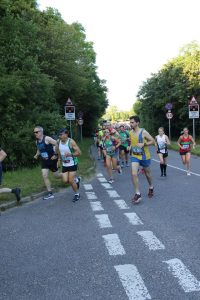 Steve Parsons in the Purbeck 10k