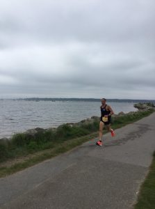 Steve Way in the Poole Festival of Running 10k