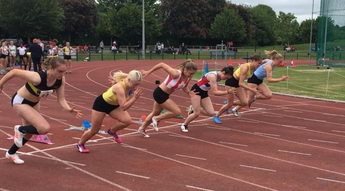 YDL Upper Report  Winchester  26 May 2019
