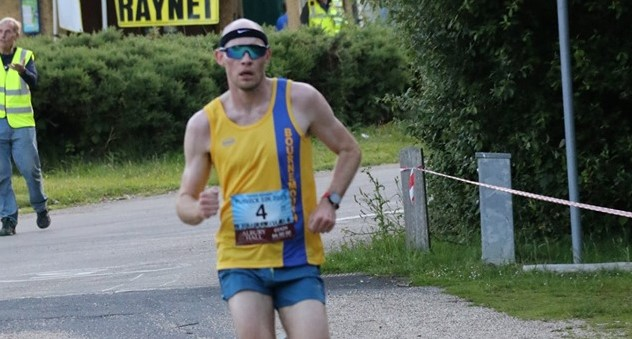 Rob Spencer makes BAC debut at Purbeck 10k