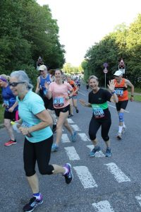 Roz Parsons in the Purbeck 10k