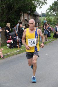 Simon Hunt takes on the Lulworth Castle 10k