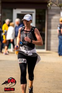 Anna Trehane in the RAT Black race