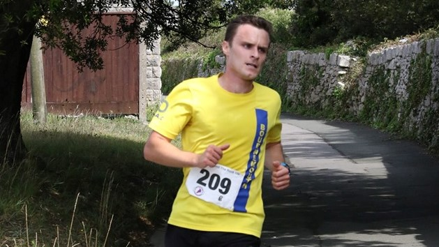 Ed Porter makes debut in Round the Rock 10k
