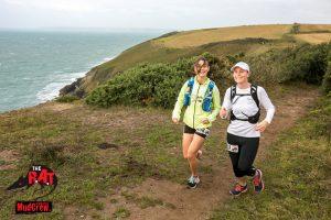 Katherine and Anna Trenhane in the RAT Black race