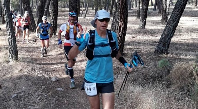 Mark Hillier takes on Al Andalus Ultimate Trail