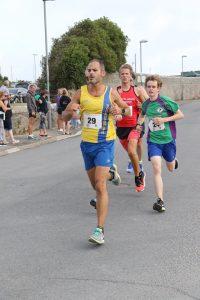 Richard Brawn takes on the Round the Rock 10k