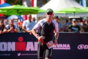 Paul Consani in the Ironman Vichy