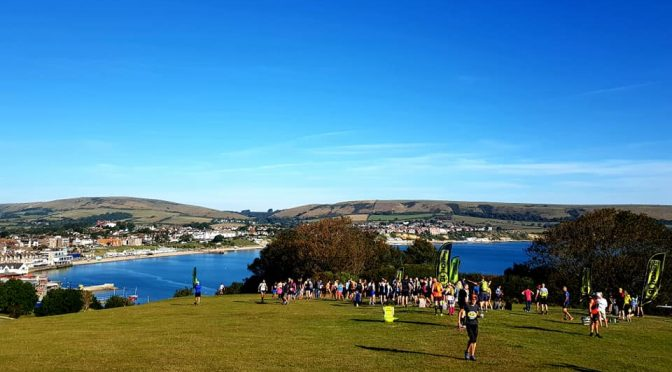 Start of the Purbeck 16