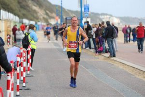 Simon Hearn in the BMF Supersonic 10k