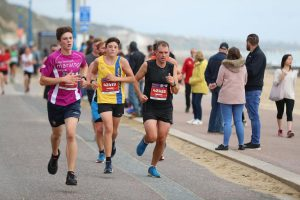 Thomas Farwell in the BMF Supersonic 10k