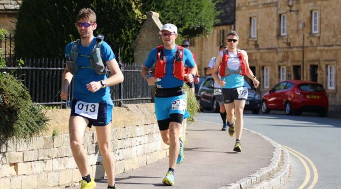 Toby Chapman takes on the Cotswold Way Century
