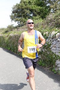 Wayne Walford Jelks opted for the Purbeck 16