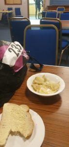 Fuelling for the Thwarted Rebellion Winter race