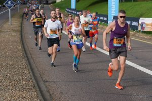 Paul Consani in the Great South Run