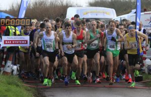 Start of the Christmas 10k