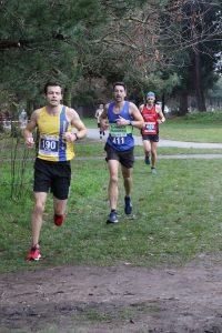 Matt du Cros in the Boscombe 10k