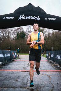 Chris Phelan-Heath finishes the Maverick New Forest