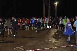 Start of the Dark Moors 10 Mile race