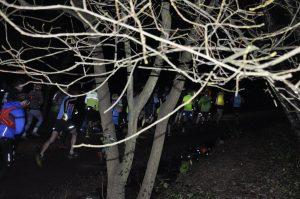 The Dark Moors 10 Mile race gets underway