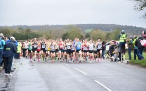 Start of the Chichester 10k