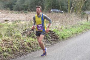 Pete Thompson at the Wimborne 20