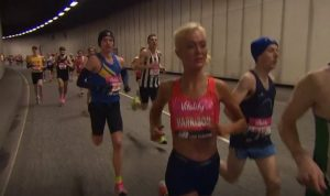Tag with Samantha Harrison in the Vitality Big Half