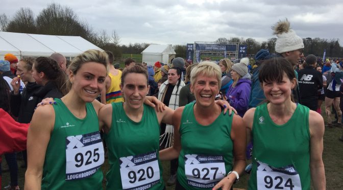 BAC stars run for Dorset in UK Inter Counties Cross Country