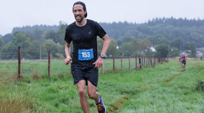 Pete Thompson oozes class in Ooser Marathon win