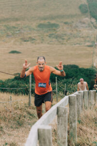 Rich Brawn in the Maverick Dorset 16km