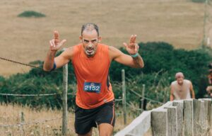 Rich Brawn takes on the Maverick Dorset 16km