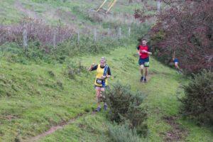 Helen gives her all in the Hellstone Half Marathon