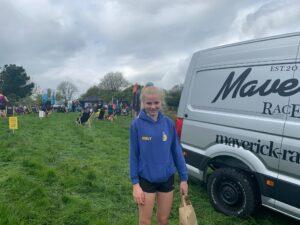 Emily Coltman at the Maverick Dorset event