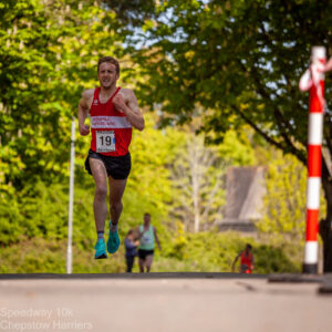Grant Sheldon makes his mark in the Speedway 10k