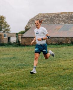 JC racing toward a fine win in the Maverick Dorset 'Long' race