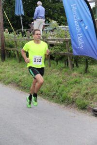 Steve Ross in the Maverick Dorset 'Long' race