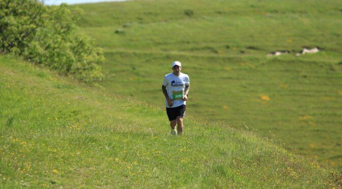 Adam Corbin thrown off the scent at Crafty Fox Half Marathon