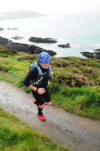 Andy Gillespie on Day 2 of the Devon Coast Challenge