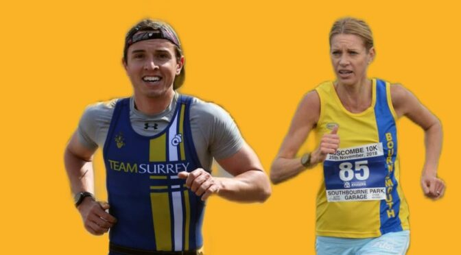 Harry and Emma spin in for the win at Huntsman Tri